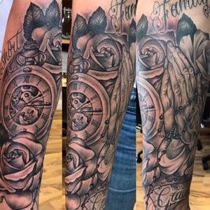 Tattoo Newbury Thatcham Berkshire